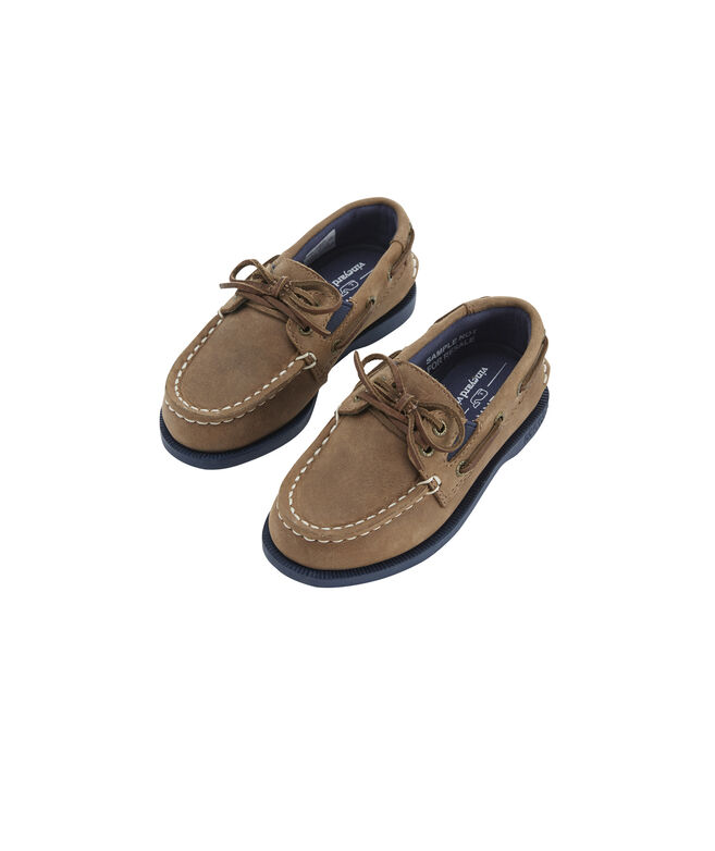 Little Kids Sperry x vineyard vines Authentic Original Boat Shoe