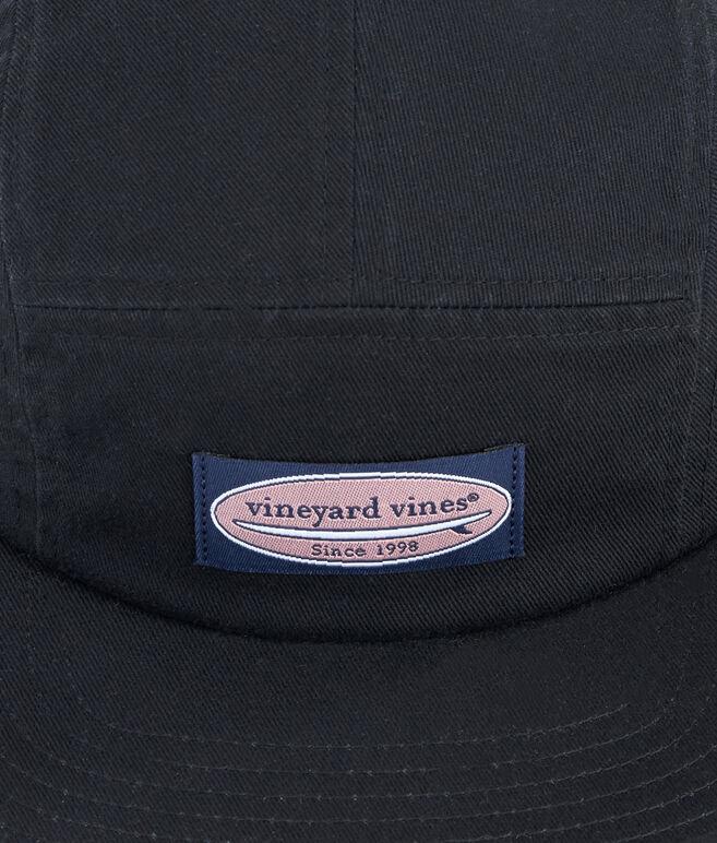 Surf Label Five Panel Hat