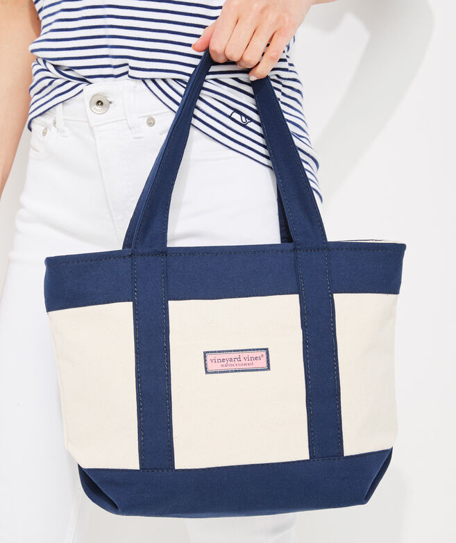 Solid Mini Tote Bag