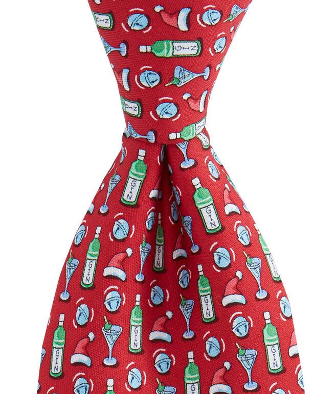 Gin-Gle Bells Tie