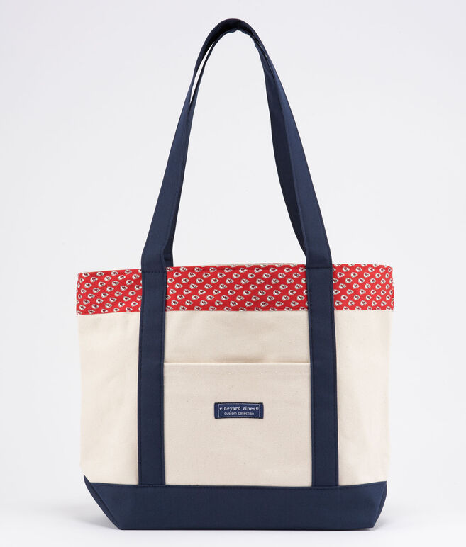 Kansas City Chiefs Classic Tote