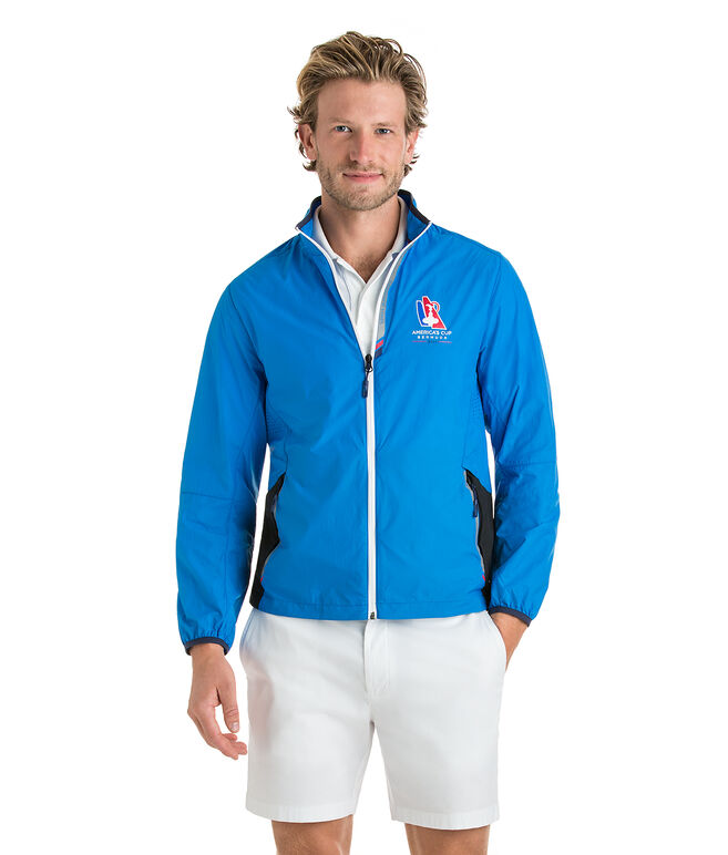 America's Cup Packable Racer Jacket