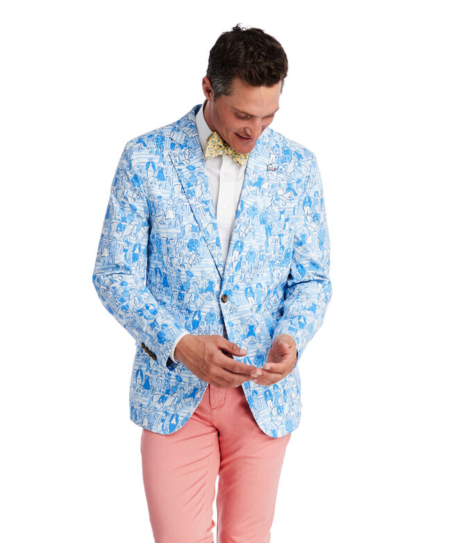 Parade Of Horses Blazer