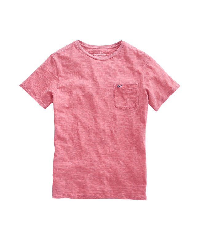 Dockside Slub Pocket T-Shirt