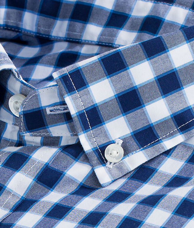 Tilden Gingham Classic Murray Shirt