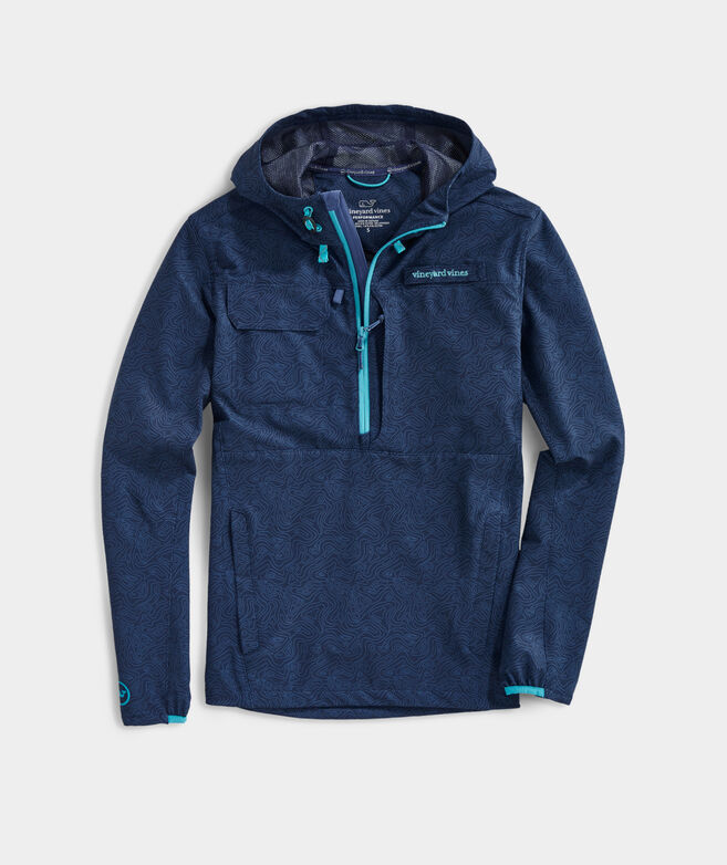 Performance Harbor 1/2-Zip Windbreaker