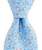 Whale Watch Tie