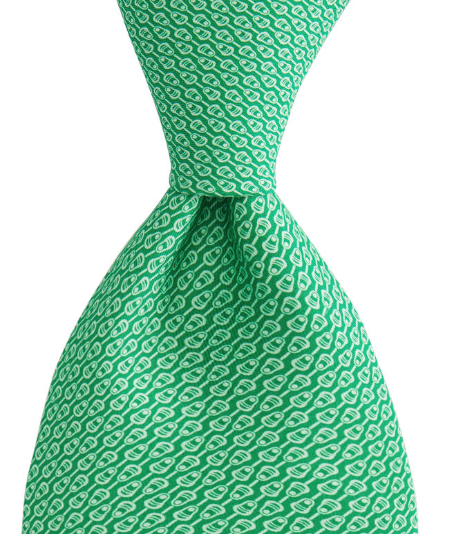 Micro Lax Printed Tie