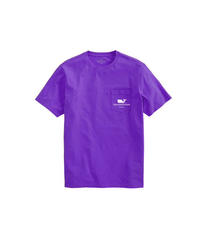 Clemson University Whale Logo T-Shirt