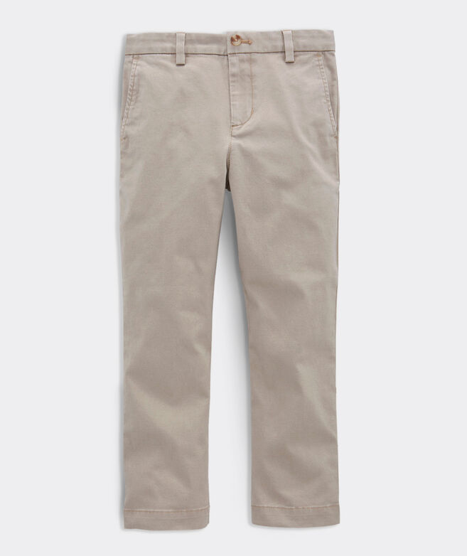 Boys Stretch Breaker Pants
