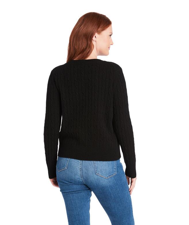 Cashmere Coral Lane Sweater