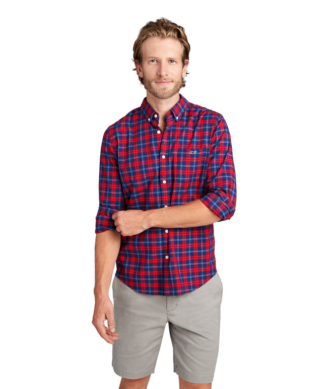 Pacific Ave Slim Tucker Shirt