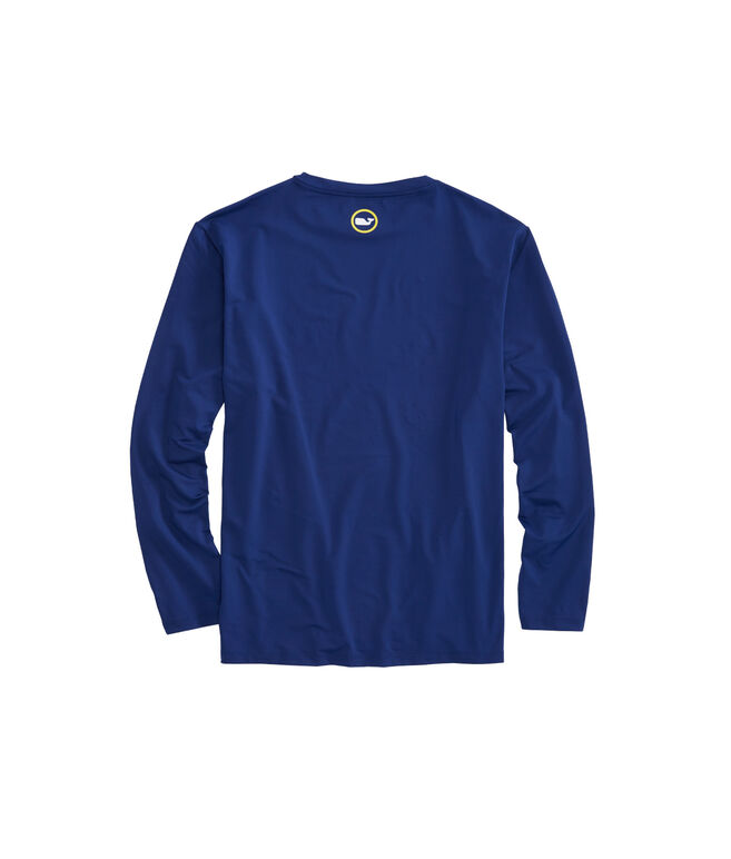 Long-Sleeve Performance Sportfisher Line T-Shirt