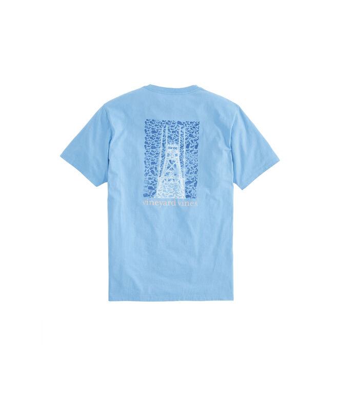 Sportfisher Whales Pocket T-Shirt