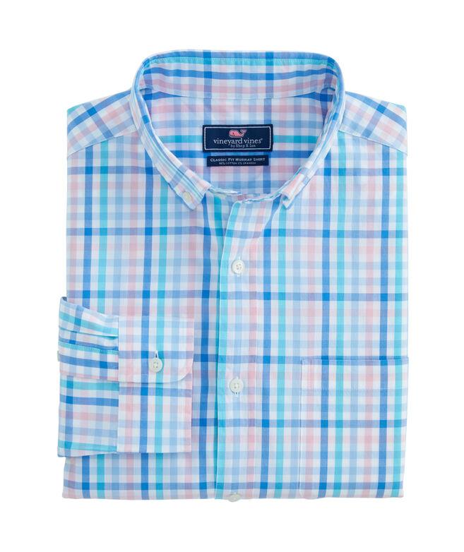 Classic Fit Atala Tattersall Murray Shirt