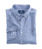 Porter Square Plaid Slim Tucker Shirt