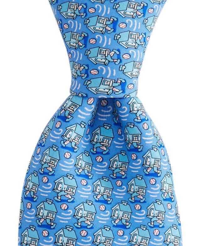 Homerun Printed Tie