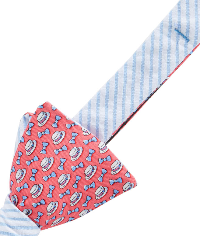 Boaters Panel Bow Tie