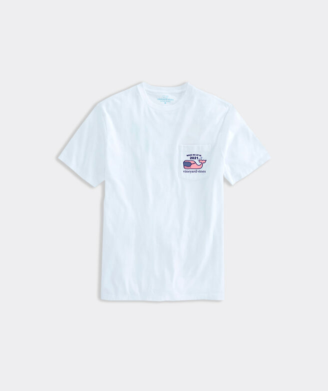 Limited- Edition Kids' Wake Me Up In 2021 Short-Sleeve Pocket Tee