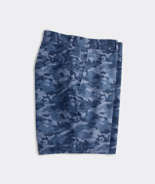 8 Inch Printed Performance Breaker Shorts