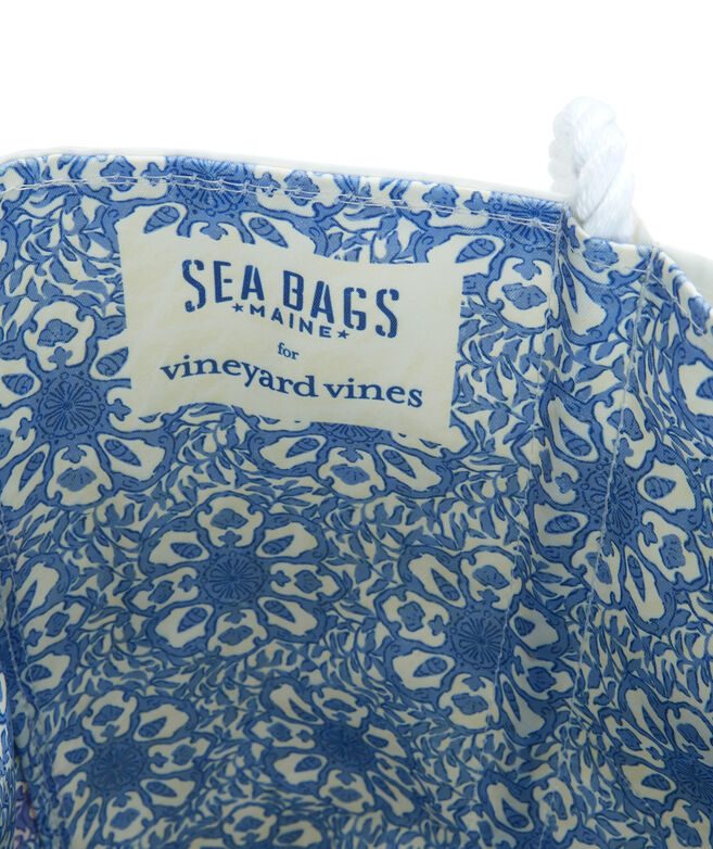 Sea Bags Tile Medallion Tote