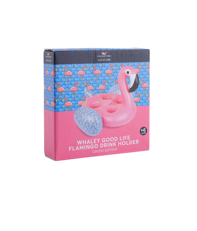 Whaley Good Life Flamingo Drink Holder
