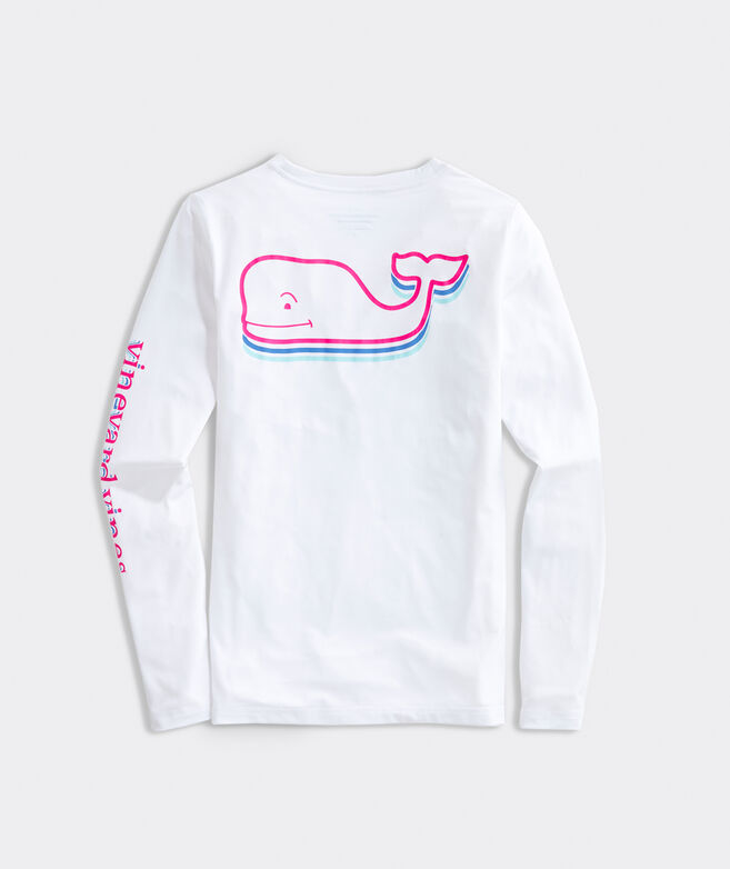 Stacked Whale Swim Shirt