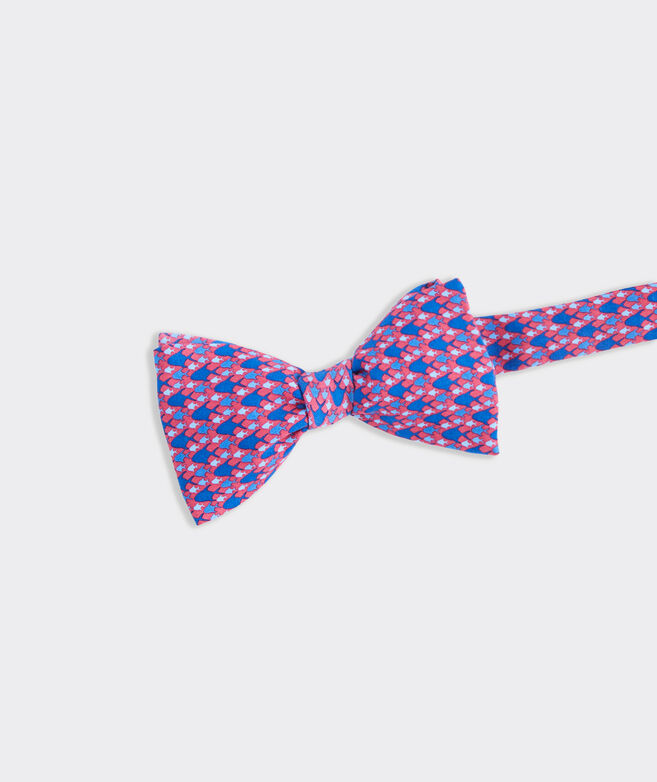 School of Permit Printed Bow Tie