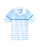 Boys McEver Stripe Performance Polo