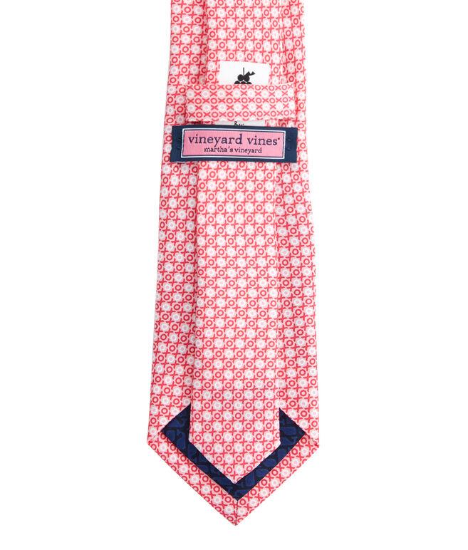 Boys XOXO Printed Tie