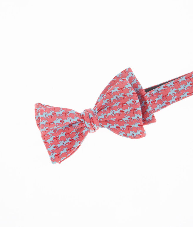 Horse Race Day Bow Tie