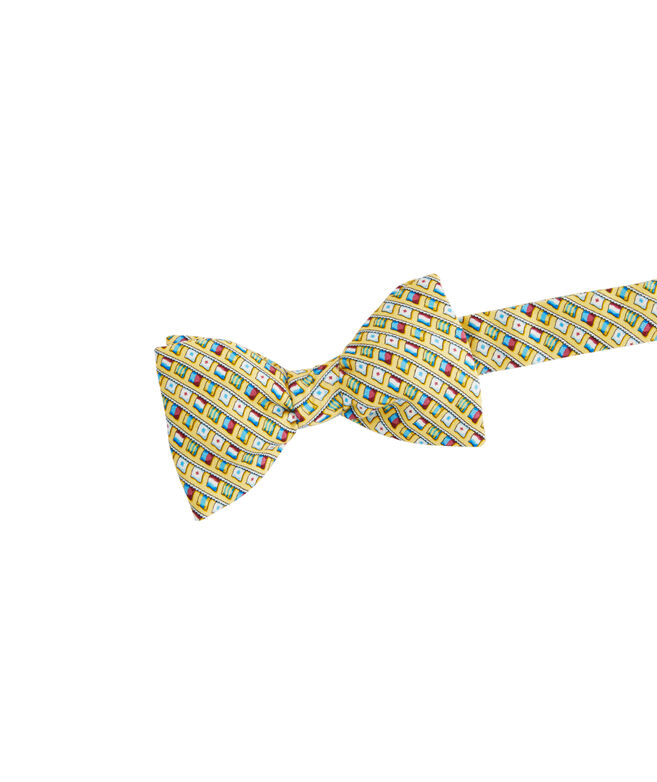 EDSFTG Flags Bow Tie