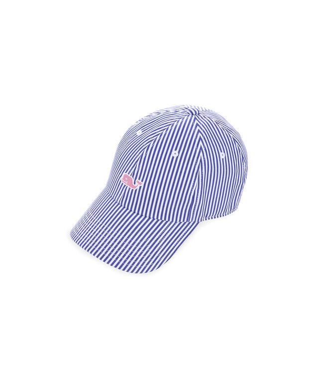 Girls Dune Stripe Baseball Hat