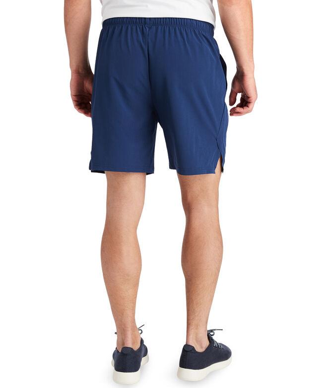 Woven Tennis Shorts