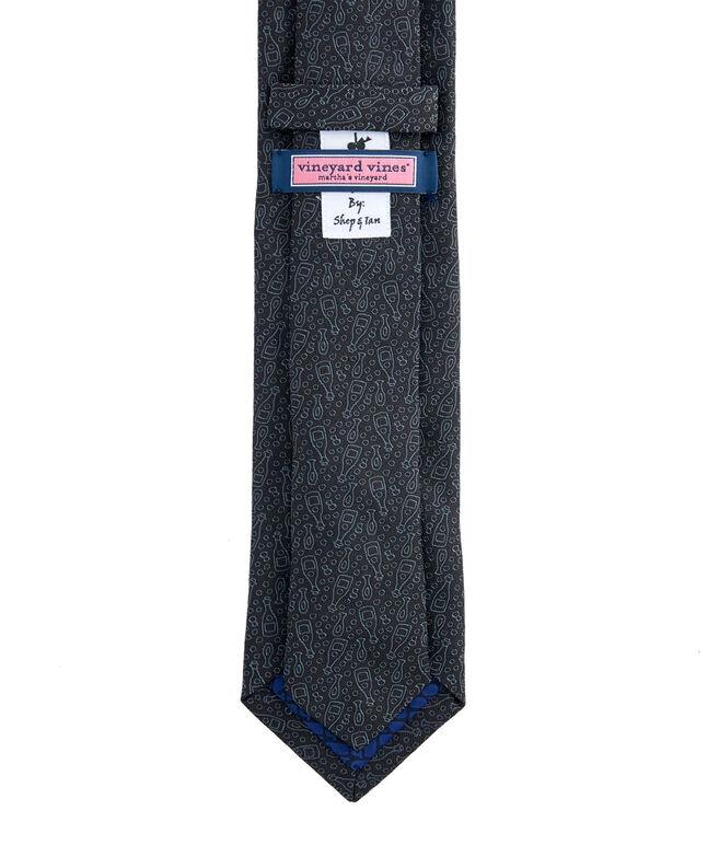 Champagne Kennedy Skinny Tie