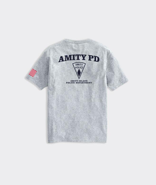 vineyard vines x JAWS Amity PD Short-Sleeve Pocket Tee