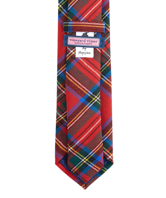 Jolly Plaid Kennedy Skinny Tie