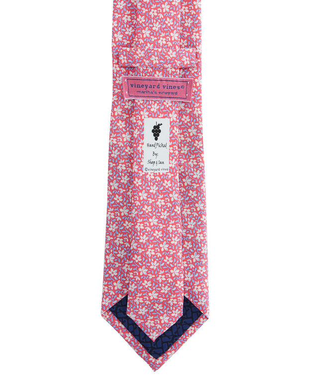 Spring Flowers XL Printed Tie