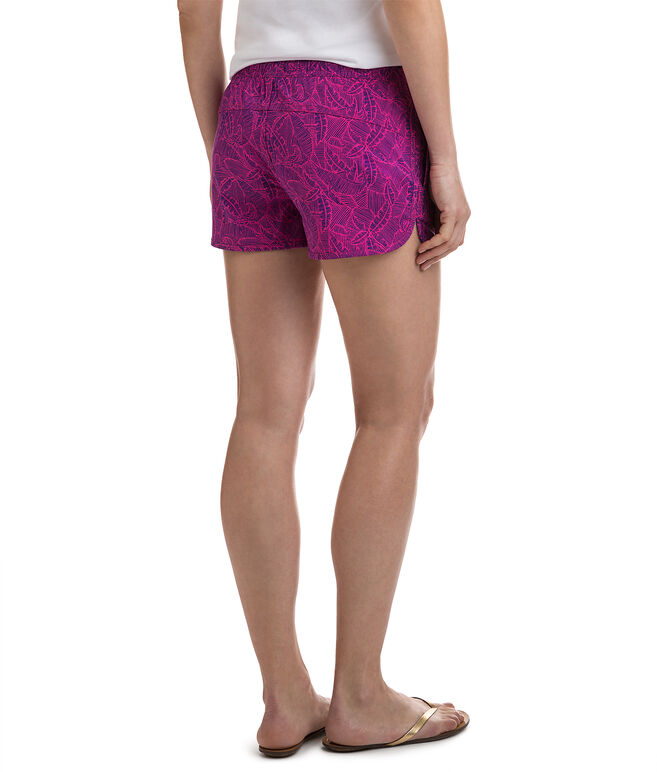 Linear Tropic Performance Shorts