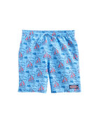Boys Sailboat Chappy Trunks