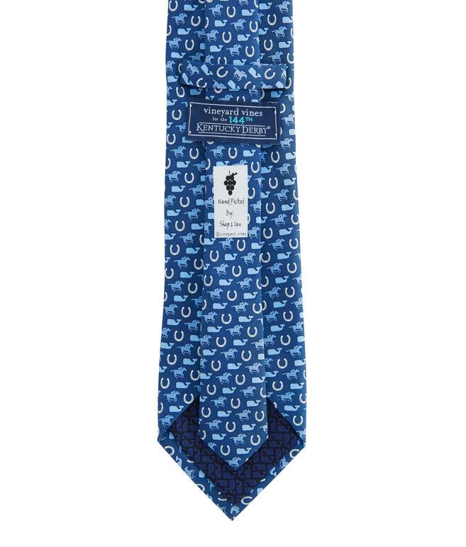 Derby Day Tie