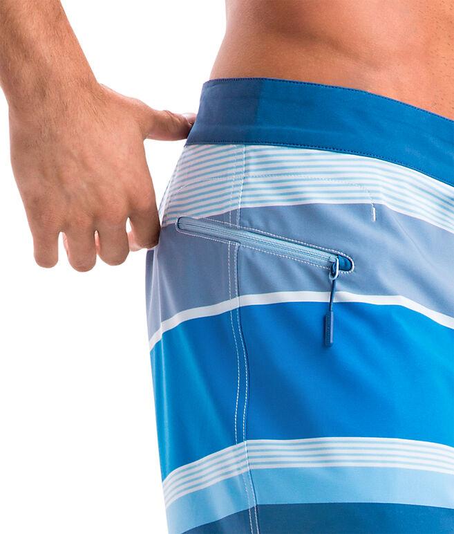 Pacific Stripe Board Shorts