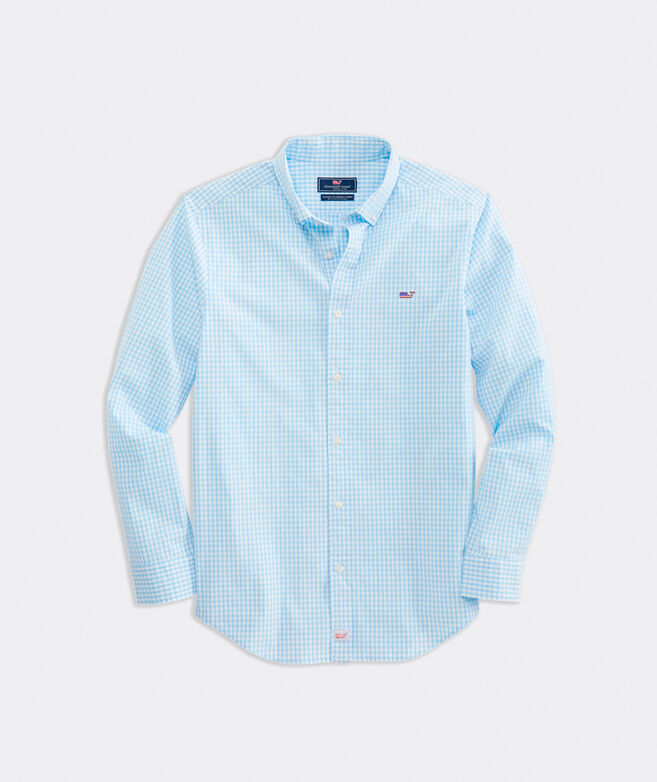 Limited-Edition USA Classic Fit Gingham Murray Button-Down Shirt