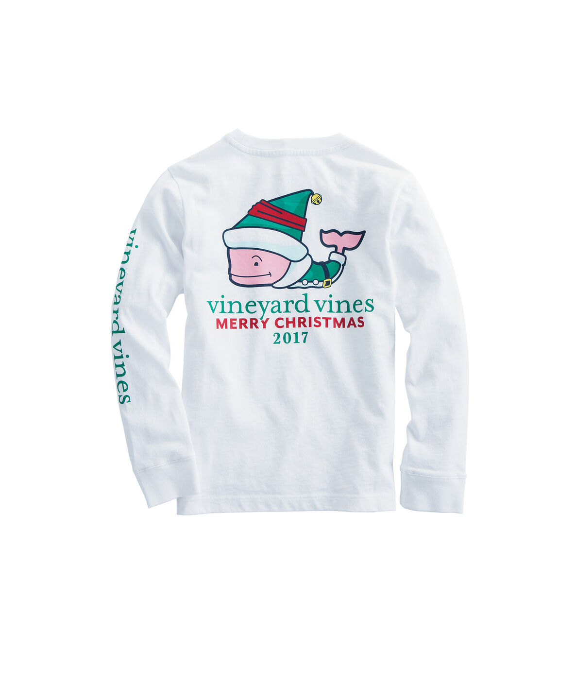 6db431e4 Vineyard Vines Christmas Shirt Womens