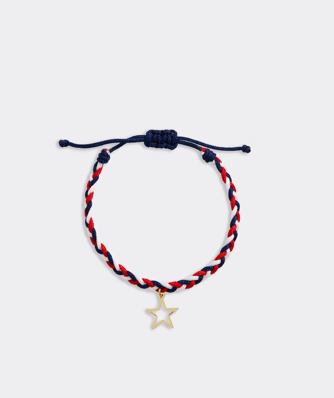 Braided Star Bracelet