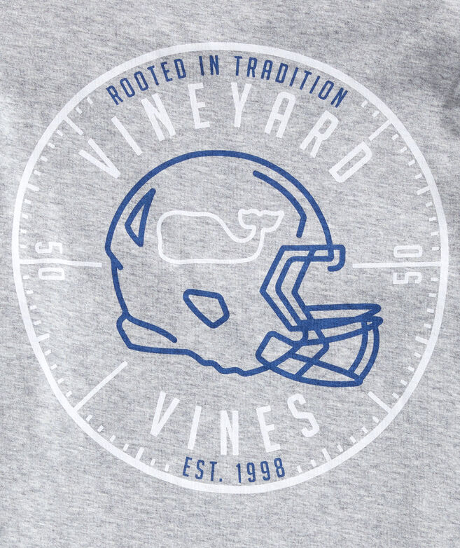 Boys' Rooted In Tradition Football Long-Sleeve Tee