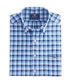 Nauset Check Slim Performance Tucker Shirt