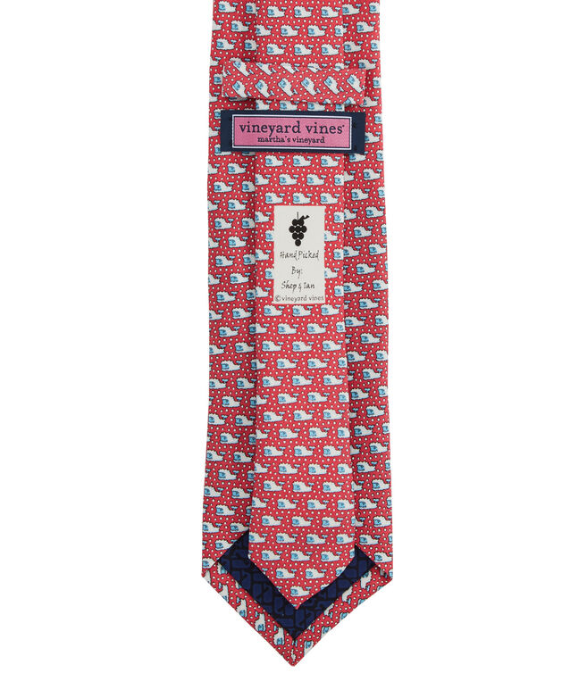 Yeti Whale XL Printed Tie