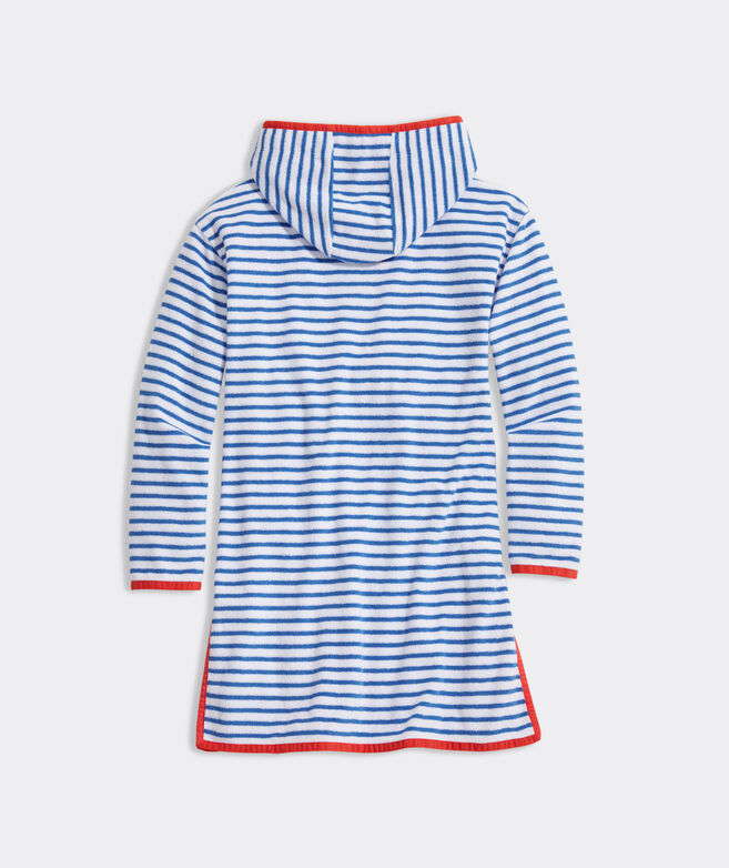 Girls' Hoodie Terry Cover Up