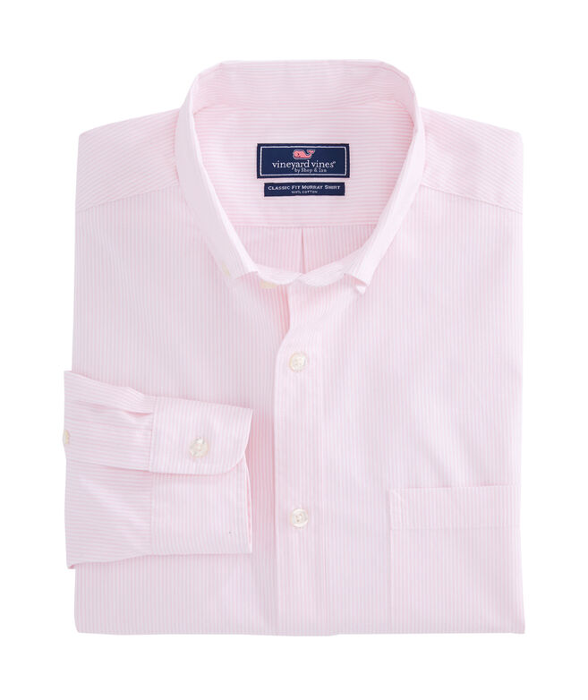 Seabird Stripe Classic Murray Shirt